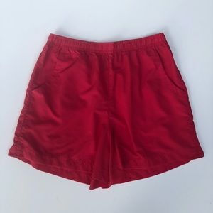 Danskin Nylon Shorts Size Large